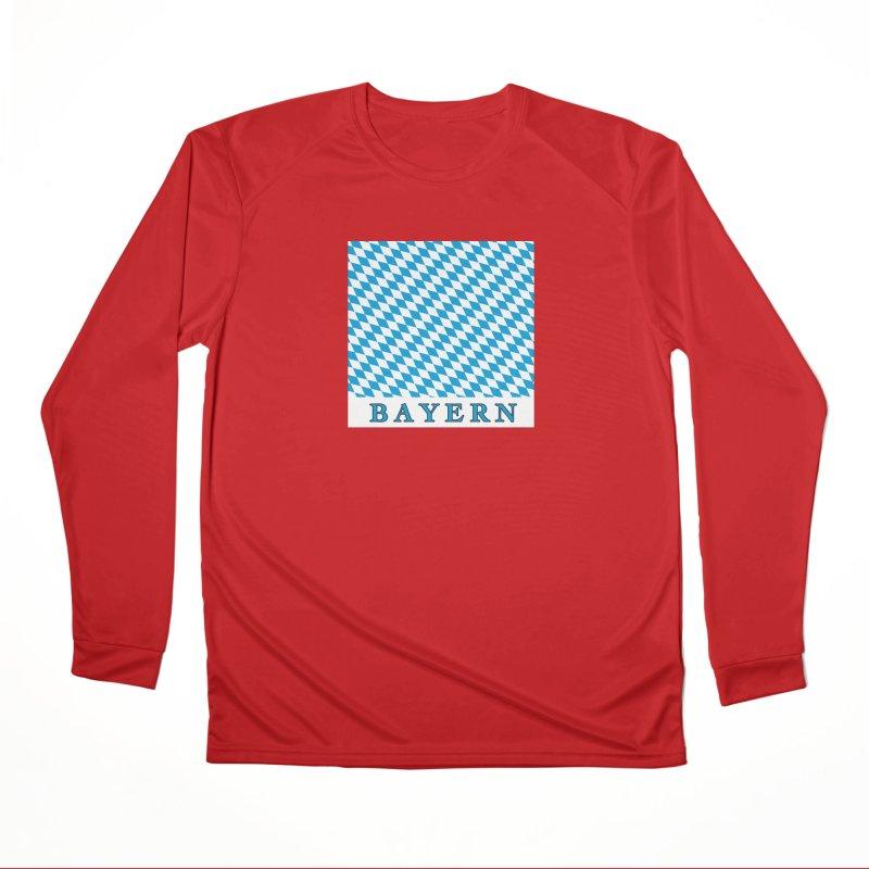 Bayern Women's Performance Unisex Longsleeve T-Shirt by falconlara.design shop
