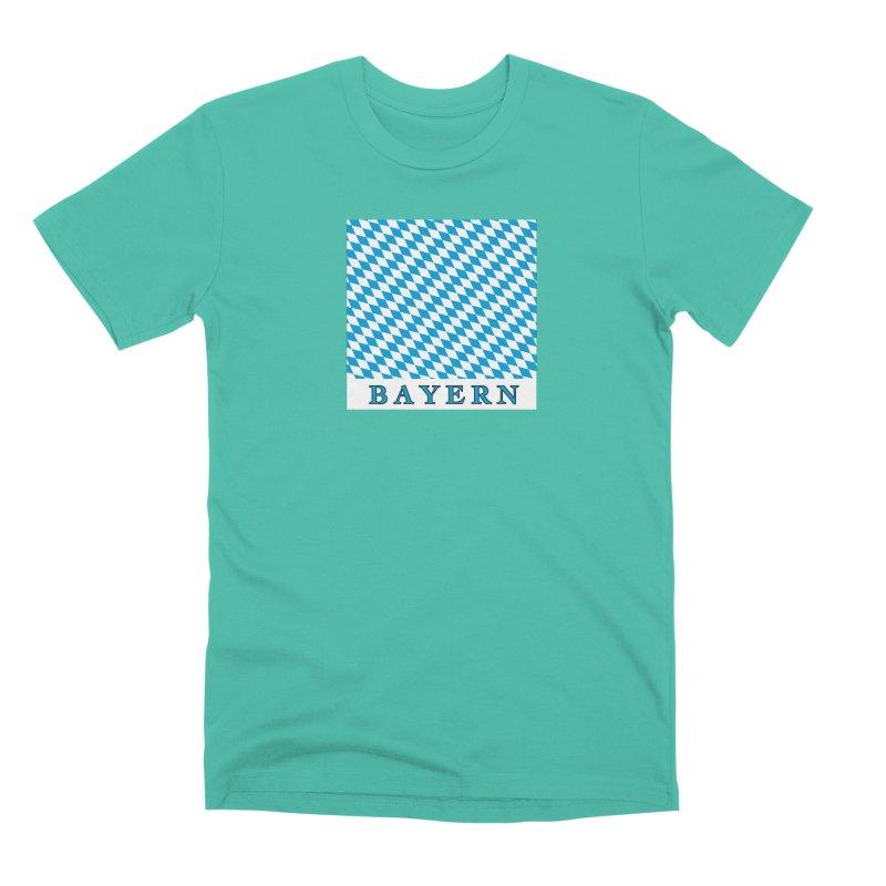 Bayern Men's Premium T-Shirt by falconlara.design shop