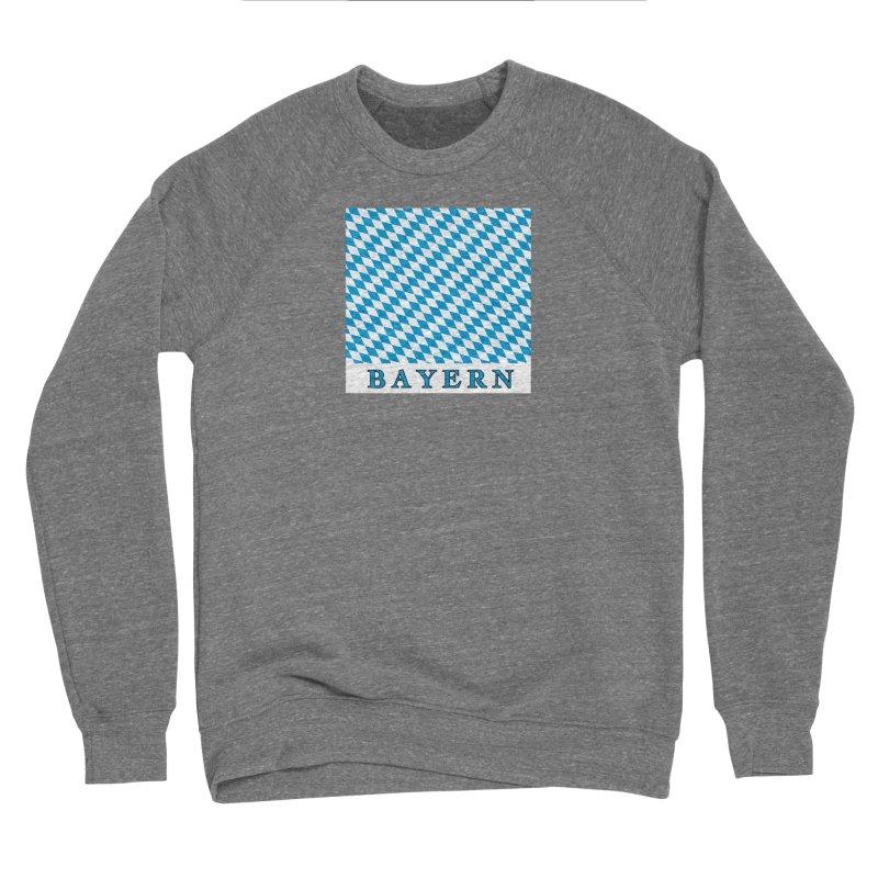Bayern Men's Sponge Fleece Sweatshirt by falconlara.design shop