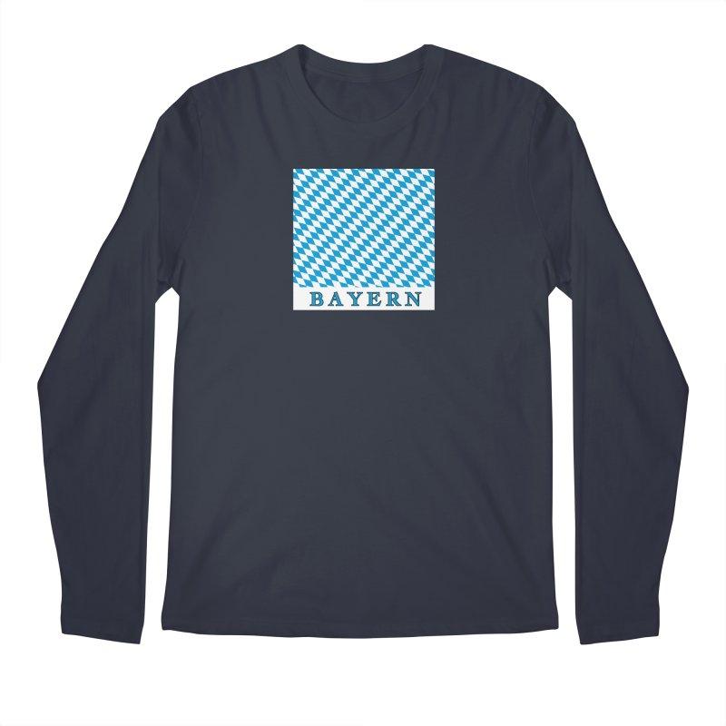 Bayern Men's Regular Longsleeve T-Shirt by falconlara.design shop