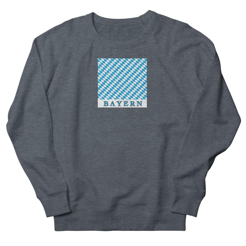 Bayern Women's French Terry Sweatshirt by falconlara.design shop