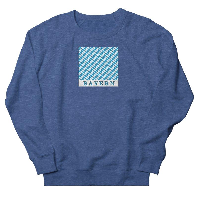 Bayern Men's French Terry Sweatshirt by falconlara.design shop