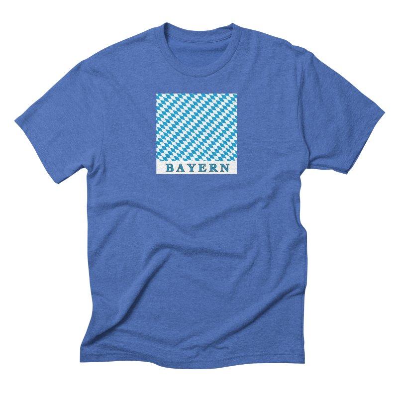 Bayern Men's Triblend T-Shirt by falconlara.design shop