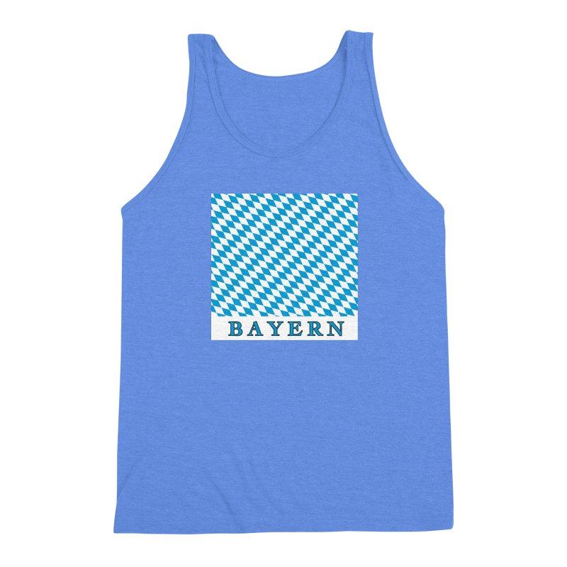 Bayern Men's Triblend Tank by falconlara.design shop