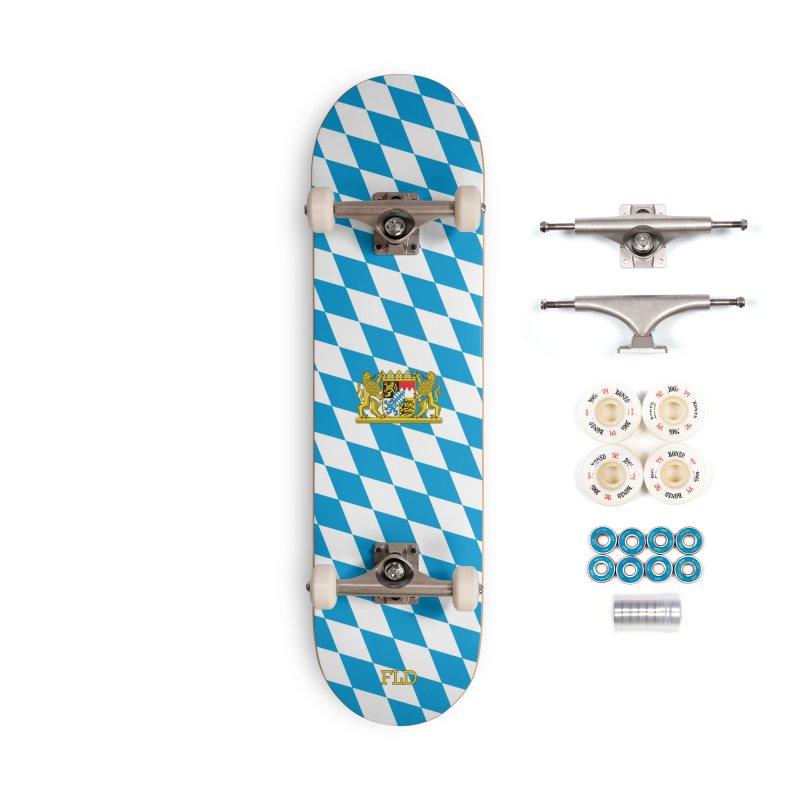 Bayern Accessories Complete - Premium Skateboard by falconlara.design shop