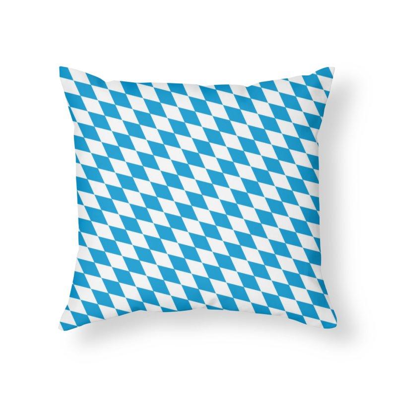 Bayern Home Throw Pillow by falconlara.design shop