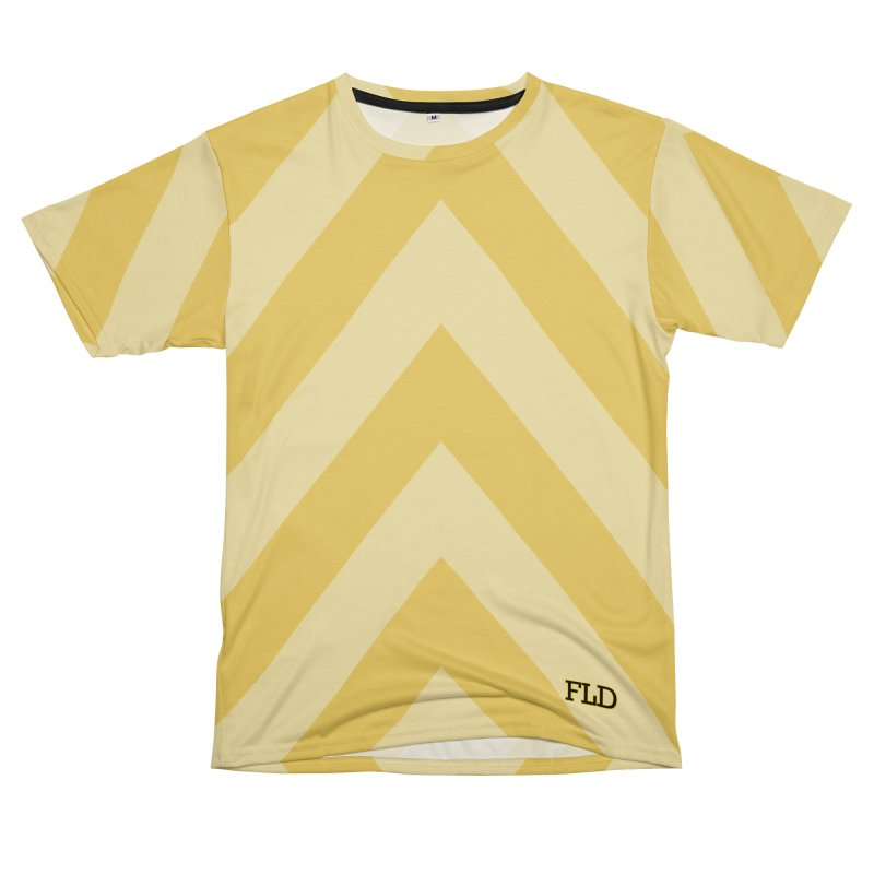 Bitonal Chevrons Women's Unisex T-Shirt Cut & Sew by falconlara.design shop