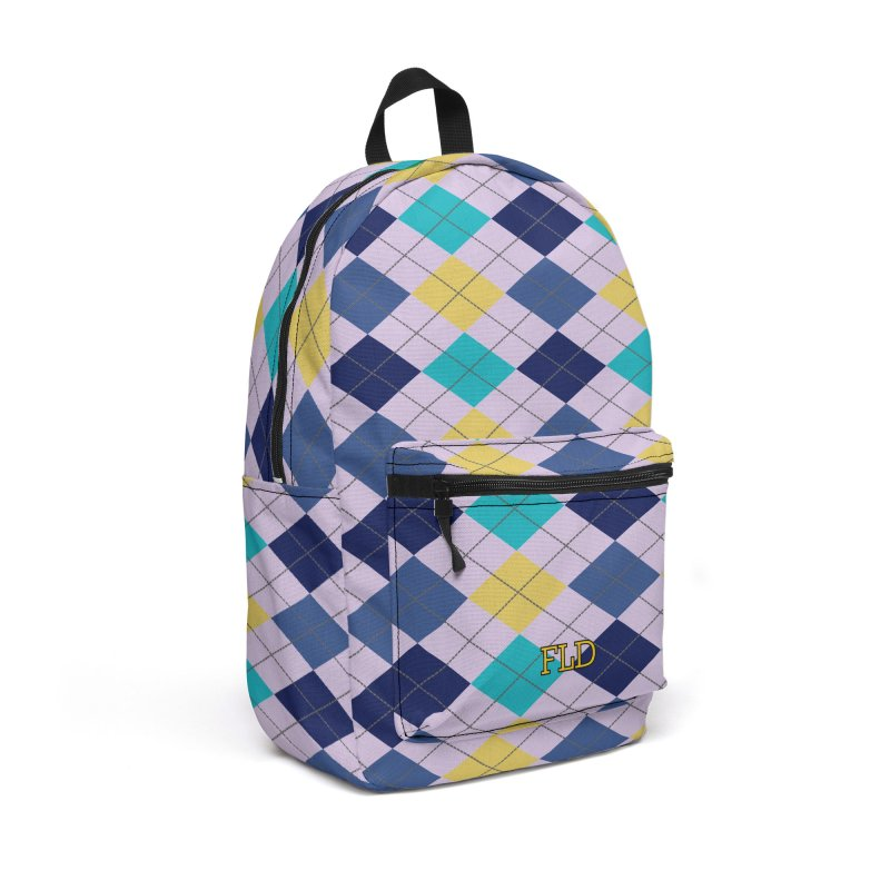 FLD IBTY Backpack Accessories Backpack Bag by falconlara.design shop