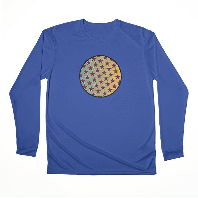 Bright Stars Men's Performance Longsleeve T-Shirt by falconlara.design shop