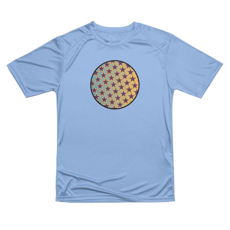 Bright Stars Men's Performance T-Shirt by falconlara.design shop