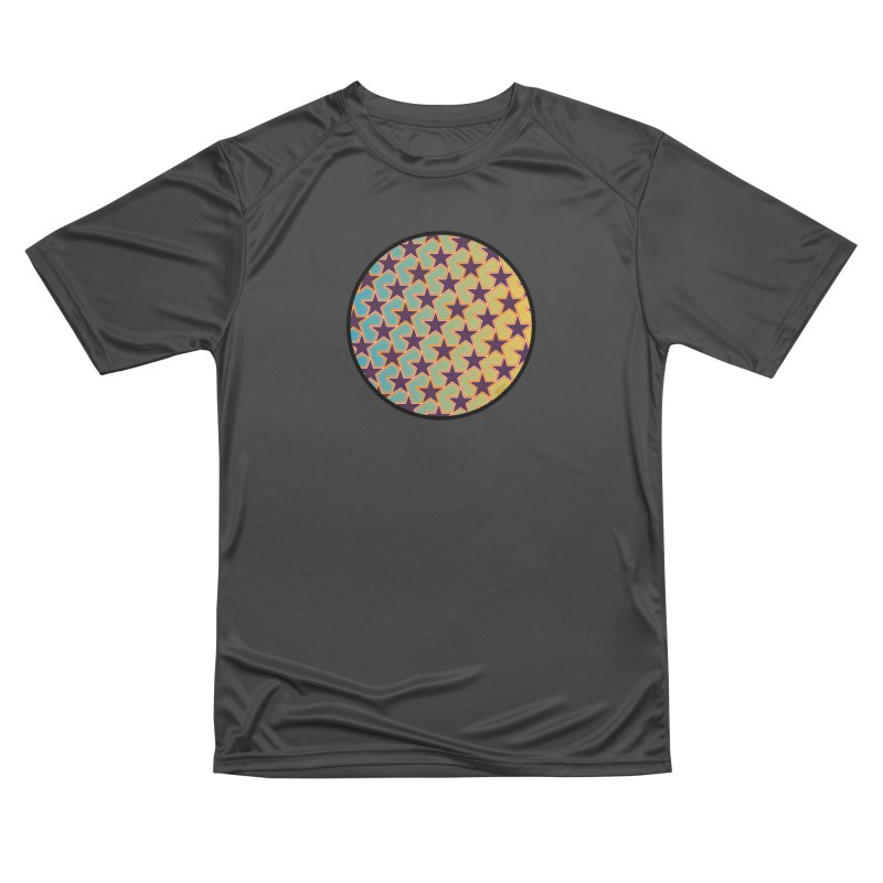 Bright Stars Women's Performance Unisex T-Shirt by falconlara.design shop