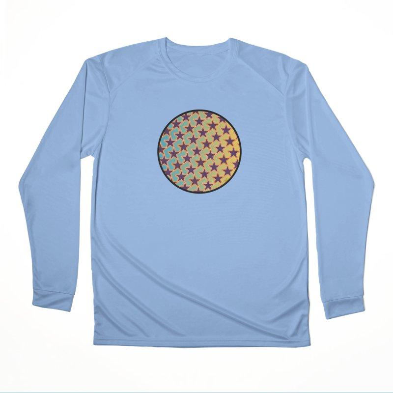 Bright Stars Women's Performance Unisex Longsleeve T-Shirt by falconlara.design shop