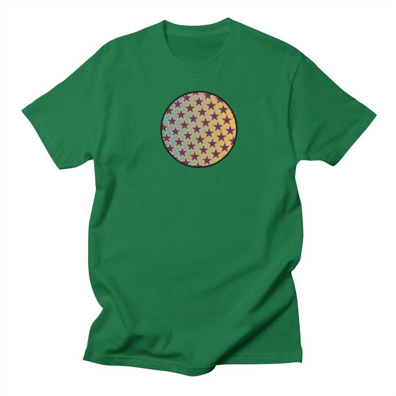 Bright Stars Men's Regular T-Shirt by falconlara.design shop