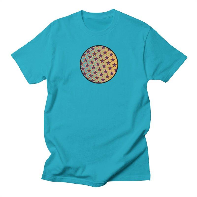 Bright Stars Women's Regular Unisex T-Shirt by falconlara.design shop