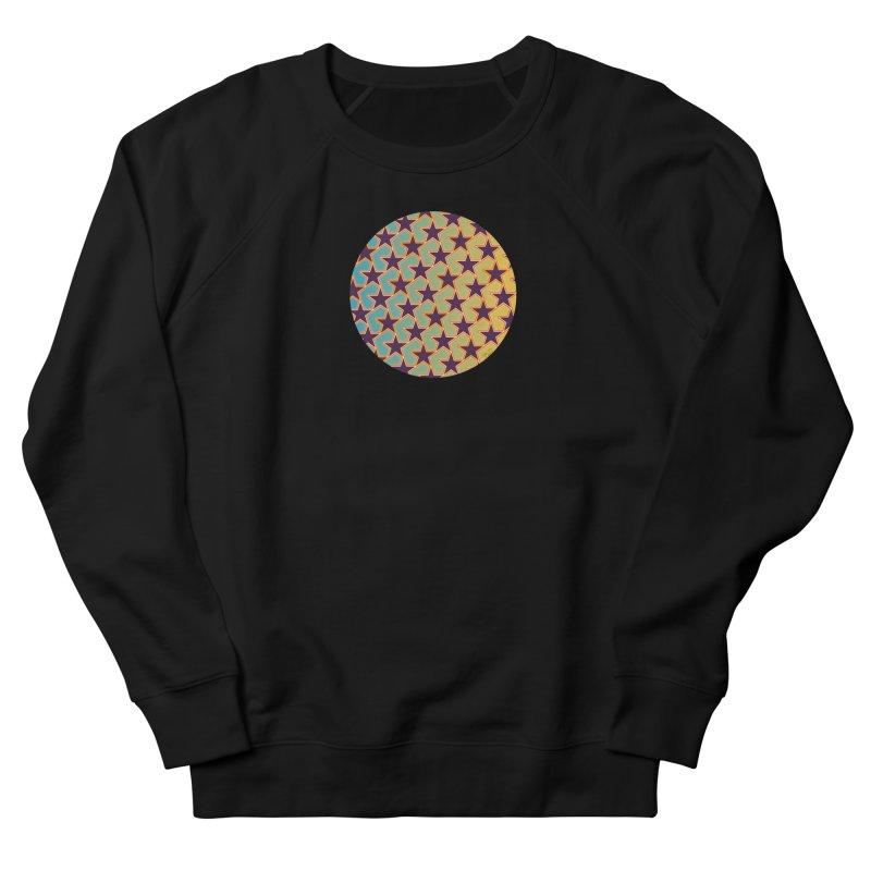 Bright Stars Women's French Terry Sweatshirt by falconlara.design shop
