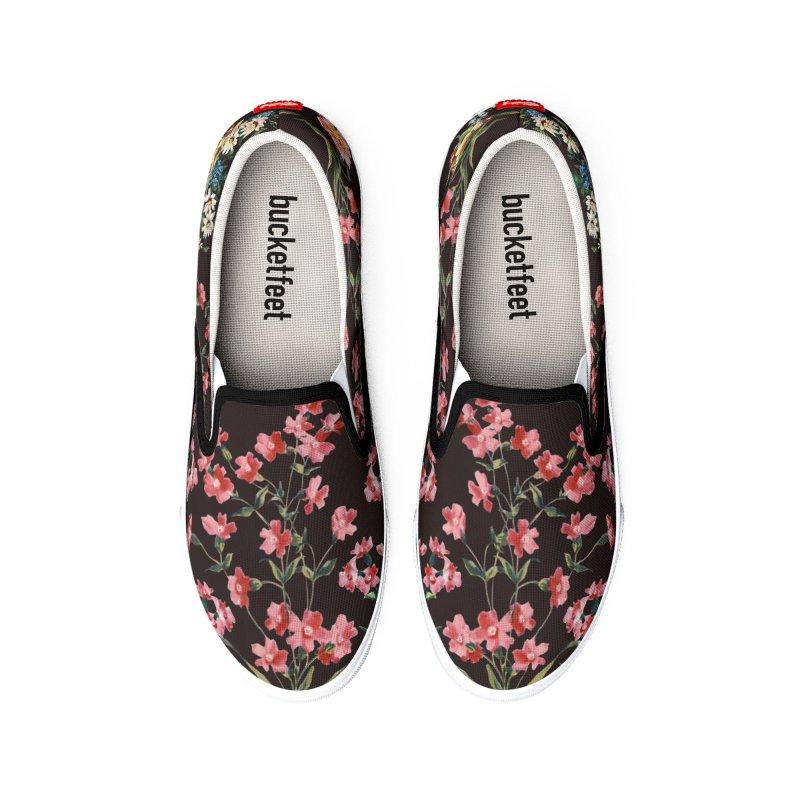 FLD Bouquet Shoes Men's Shoes by falconlara.design shop