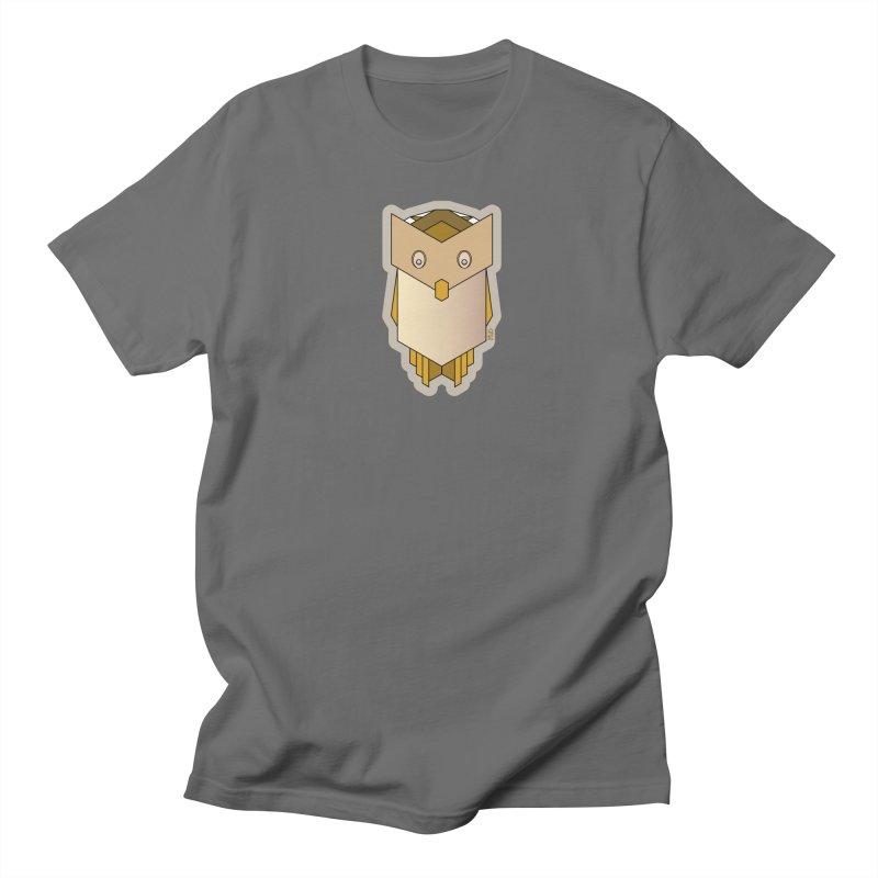 Bubo Men's T-Shirt by falconlara.design shop