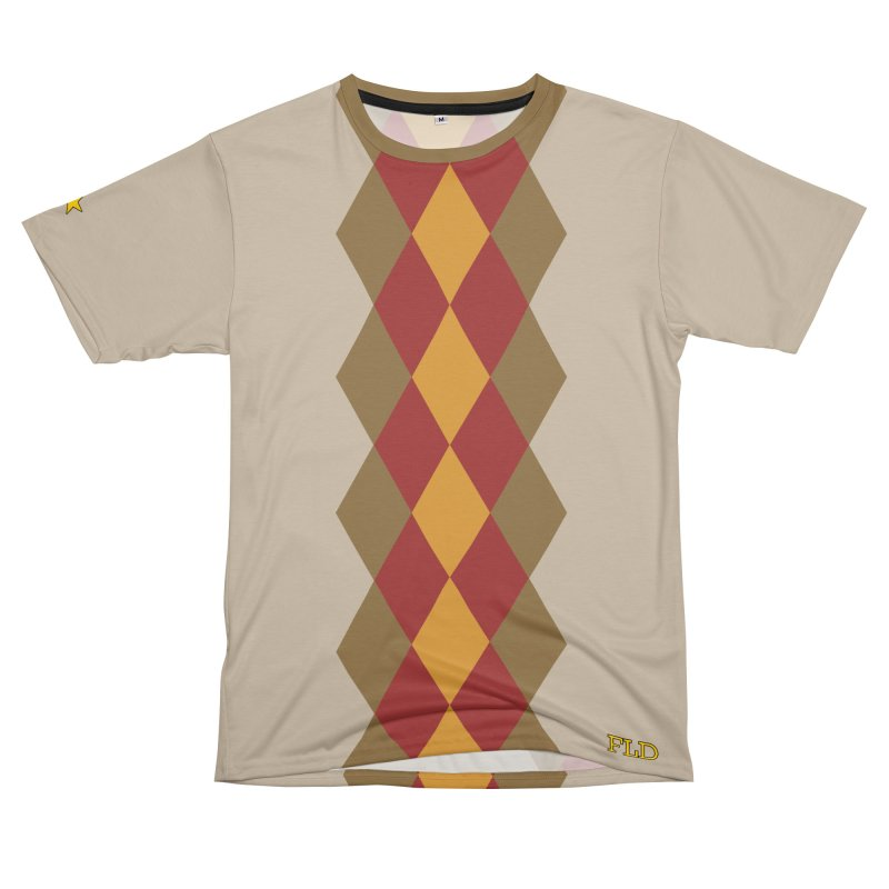 Warm Argyle Men's Cut & Sew by falconlara.design shop