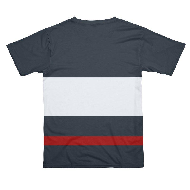 Our Man Flint Galaxy Shirt Men's Cut & Sew by falconlara.design shop