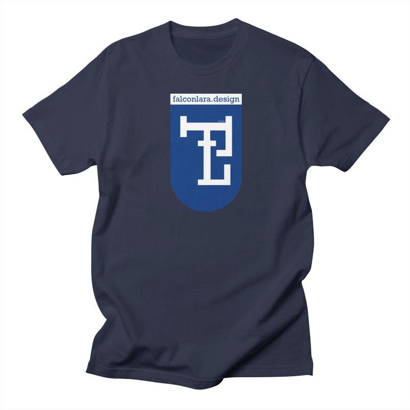 Falcón Lara Herald Blue Women's Regular Unisex T-Shirt by falconlara.design shop