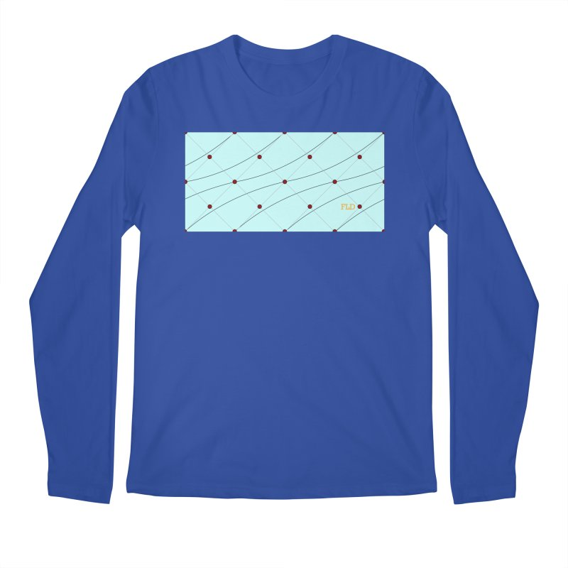 FLD Tufted Design Men's Regular Longsleeve T-Shirt by falconlara.design shop