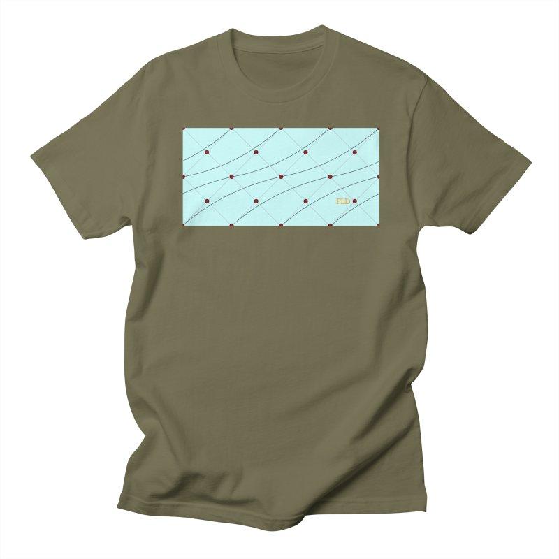 FLD Tufted Design Men's Regular T-Shirt by falconlara.design shop