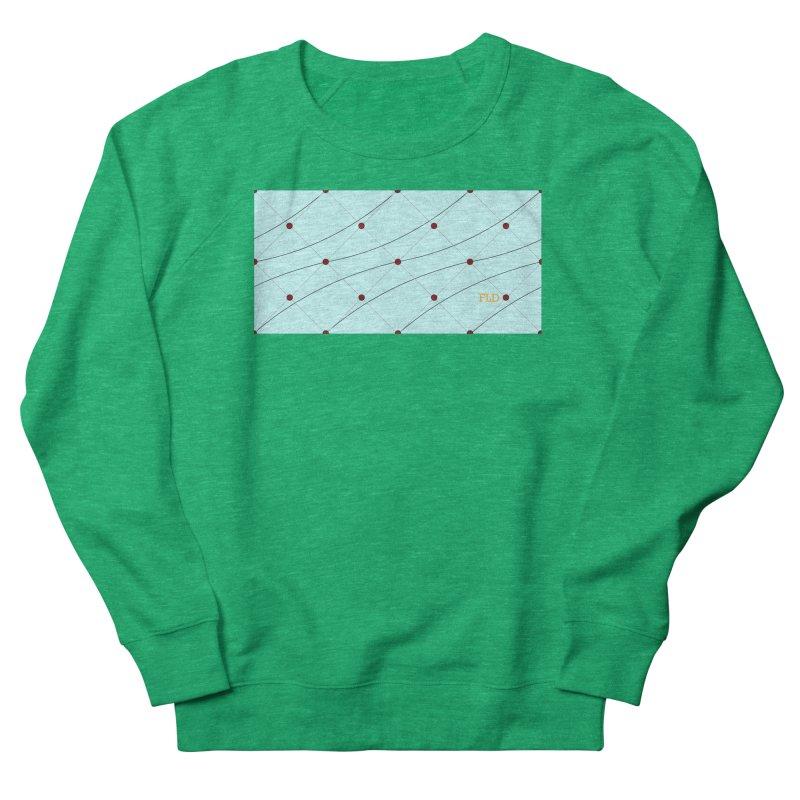 FLD Tufted Design Men's French Terry Sweatshirt by falconlara.design shop