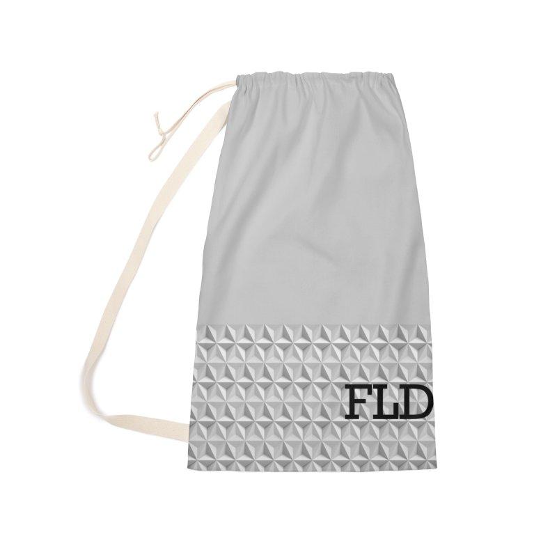 Geometric One Accessories Bag by falconlara.design shop