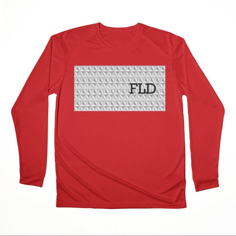Geometric One Men's Performance Longsleeve T-Shirt by falconlara.design shop