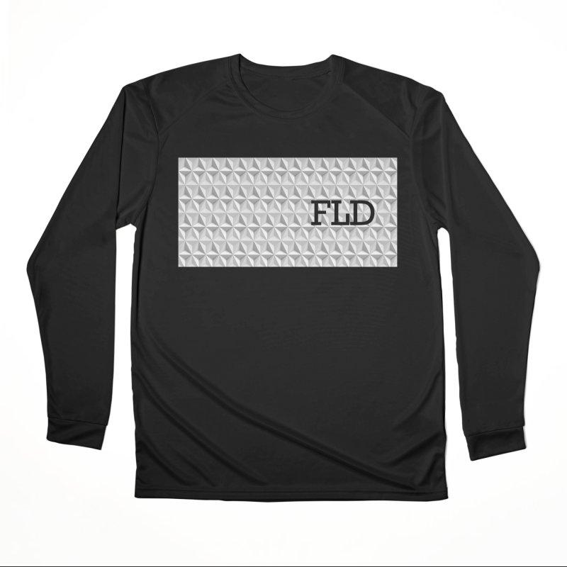 Geometric One Women's Performance Unisex Longsleeve T-Shirt by falconlara.design shop