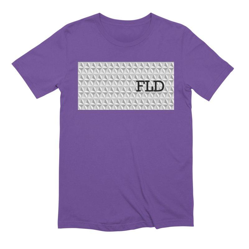 Geometric One Men's Extra Soft T-Shirt by falconlara.design shop