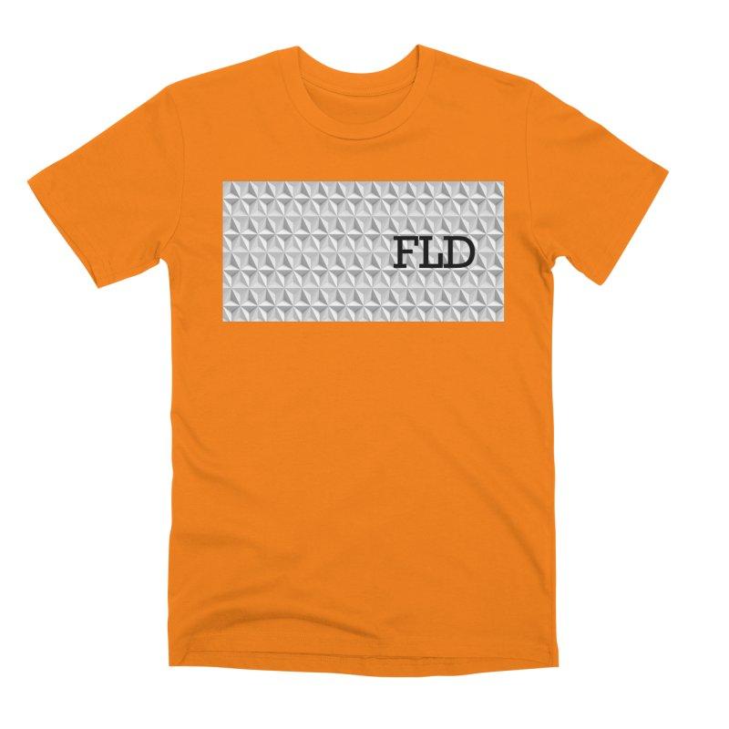 Geometric One Men's Premium T-Shirt by falconlara.design shop