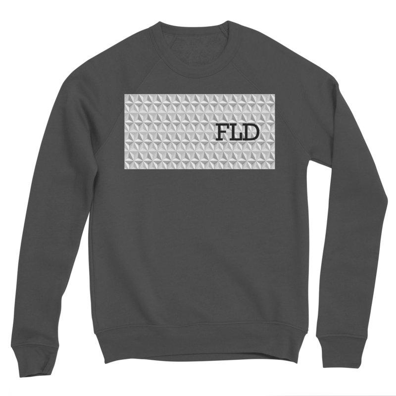 Geometric One Men's Sponge Fleece Sweatshirt by falconlara.design shop