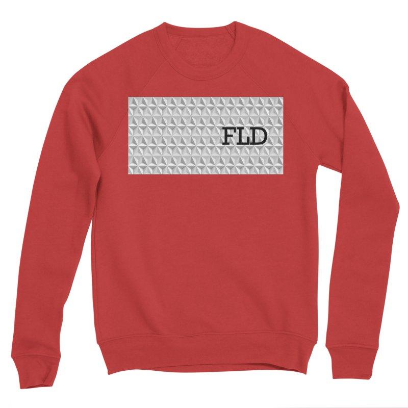 Geometric One Women's Sponge Fleece Sweatshirt by falconlara.design shop