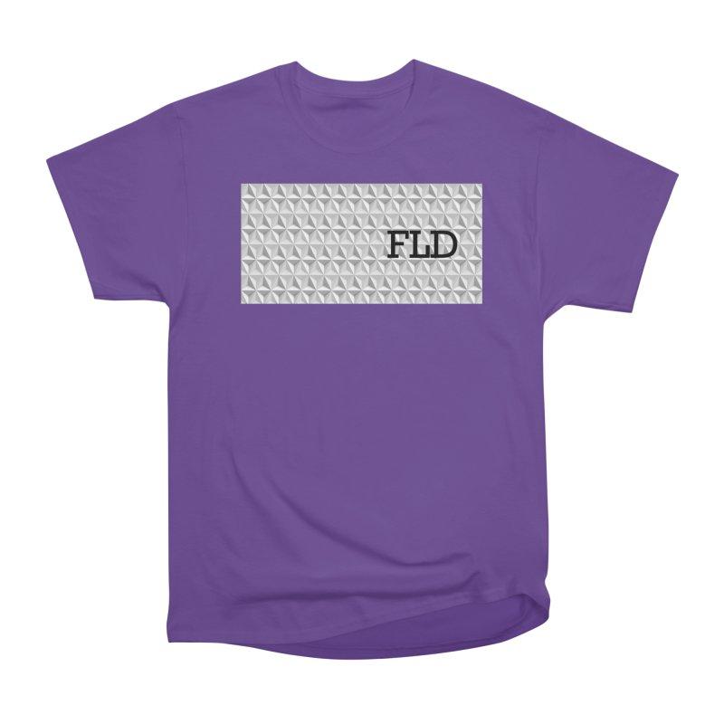 Geometric One Women's Heavyweight Unisex T-Shirt by falconlara.design shop