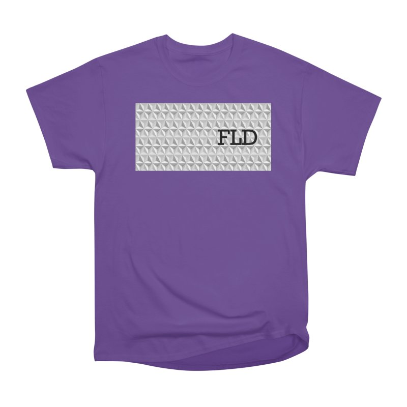 Geometric One Men's Heavyweight T-Shirt by falconlara.design shop