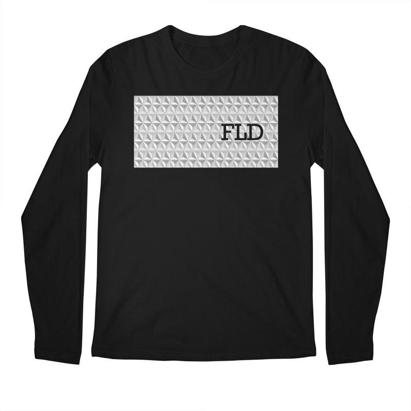 Geometric One Men's Regular Longsleeve T-Shirt by falconlara.design shop