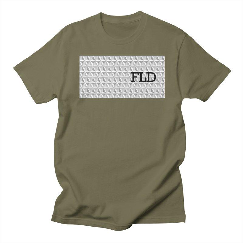 Geometric One Women's Regular Unisex T-Shirt by falconlara.design shop