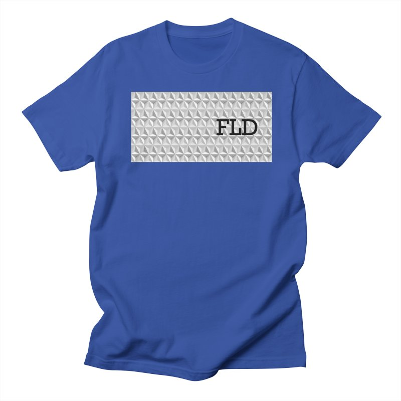 Geometric One Men's Regular T-Shirt by falconlara.design shop