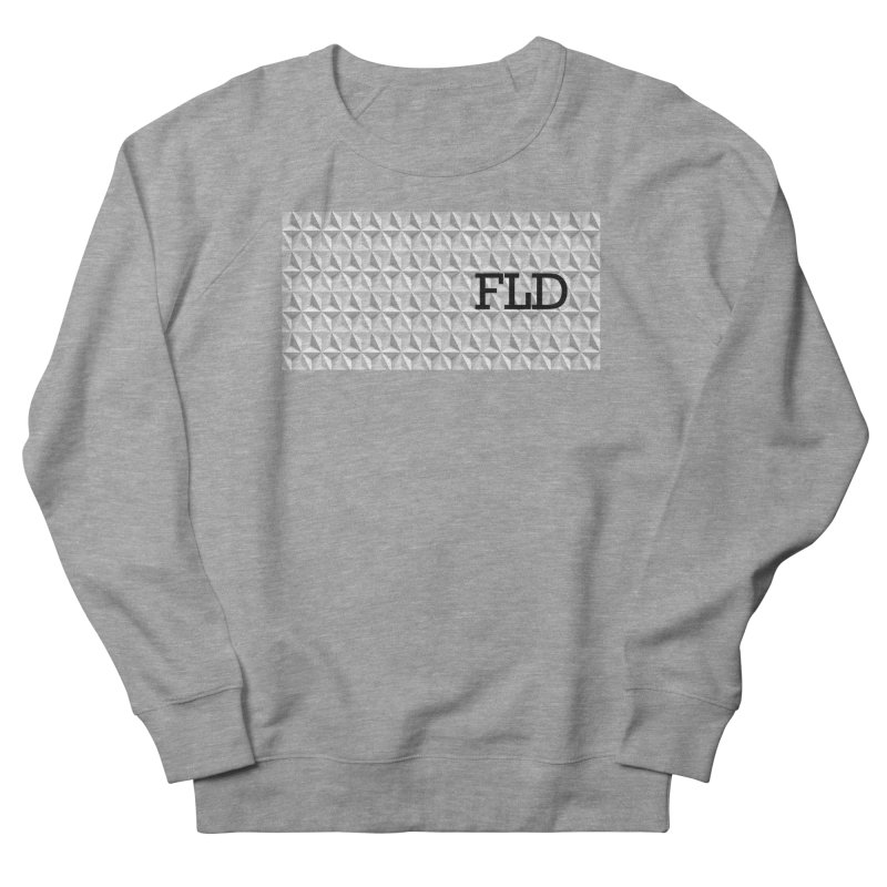 Geometric One Women's French Terry Sweatshirt by falconlara.design shop