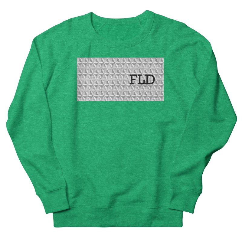 Geometric One Men's French Terry Sweatshirt by falconlara.design shop