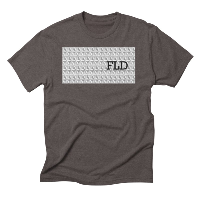 Geometric One Men's Triblend T-Shirt by falconlara.design shop