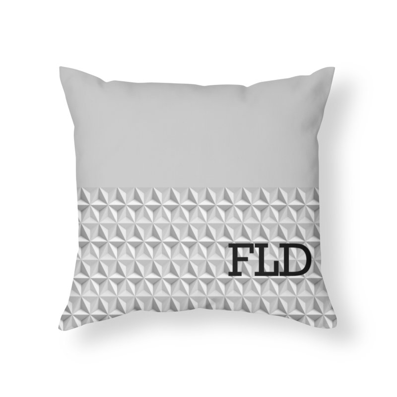 Geometric One Home Throw Pillow by falconlara.design shop