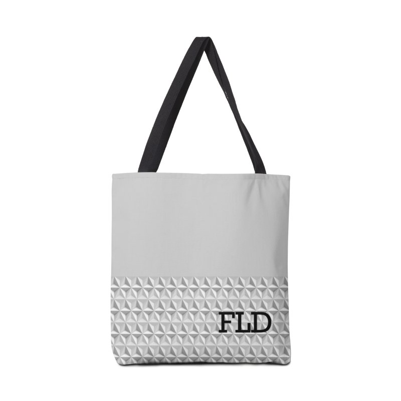 Geometric One Accessories Bag by falconlara.design shop