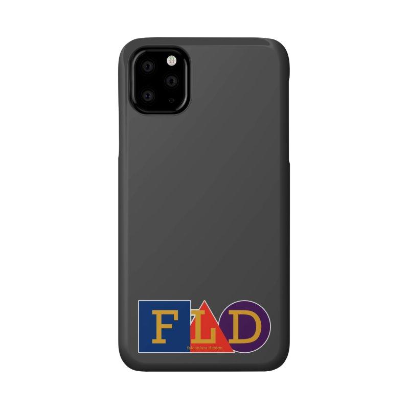 Basic Shapes Logo Accessories Phone Case by falconlara.design shop
