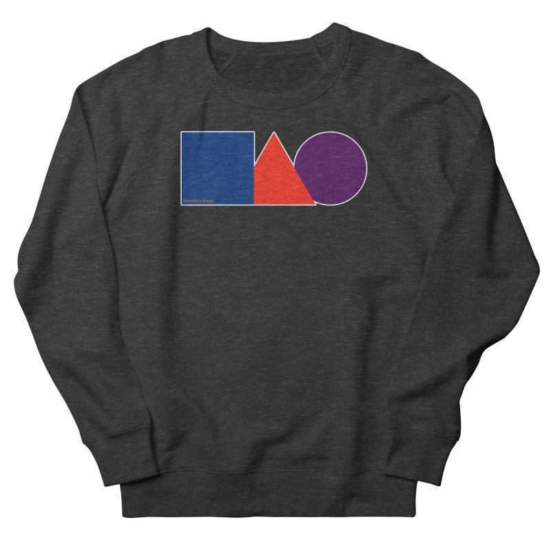 Basic Shapes Logo Men's French Terry Sweatshirt by falconlara.design shop