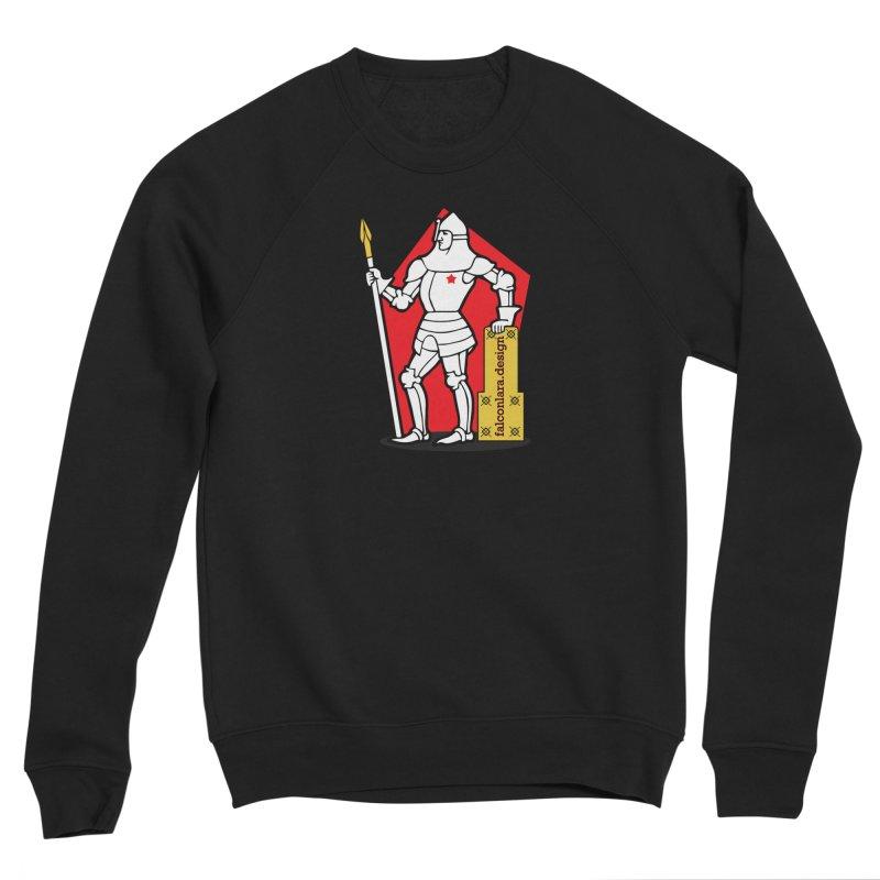 The Design Knight Women's Sponge Fleece Sweatshirt by falconlara.design shop
