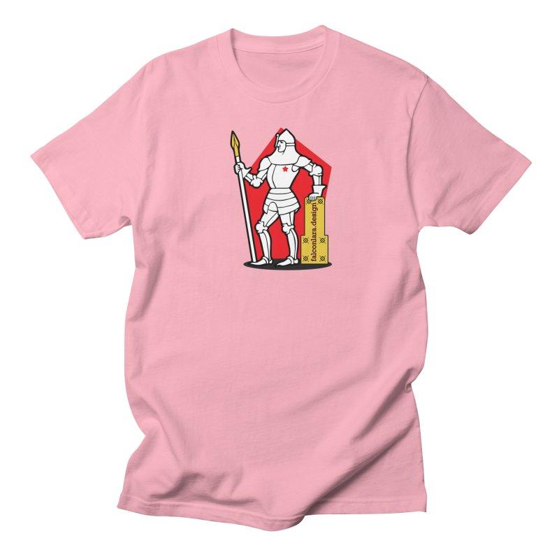 The Design Knight Women's Regular Unisex T-Shirt by falconlara.design shop