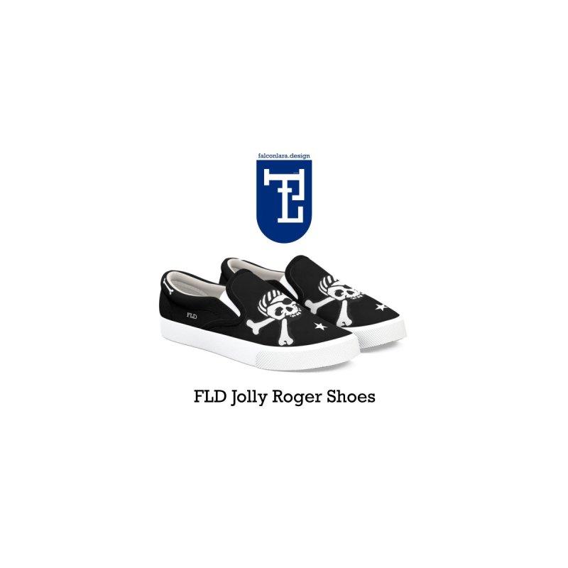 FLD Jolly Roger Shoes   by falconlara.design shop