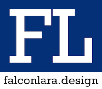 falconlara.design shop Logo